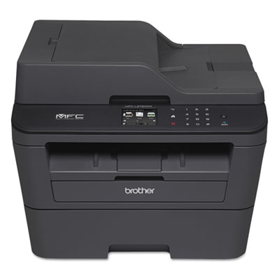 Brother® MFC-L2720DW Compact Laser All-in-One with Wireless Networking and Duplex Printing