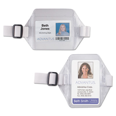 Advantus® Arm Badge Holder