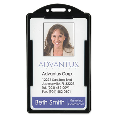 Advantus® ID Card Holders