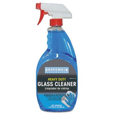 Boardwalk® Liquid Heavy Duty Glass Cleaner