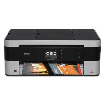 Brother® MFC-J4420dw Multifunction Inkjet Printer Business Smart Series