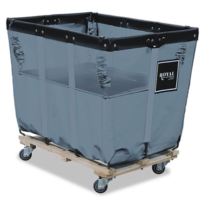 Royal Basket Trucks Spring Lift