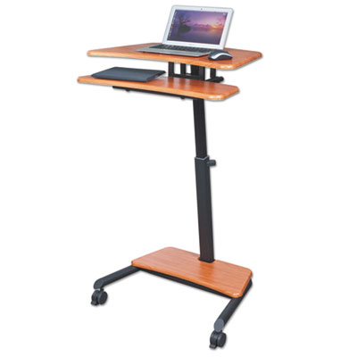 BALT® Up-Rite Mobile Sit-Stand Workstation