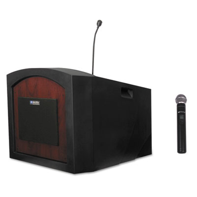 AmpliVox® Pinnacle Tabletop Lectern
