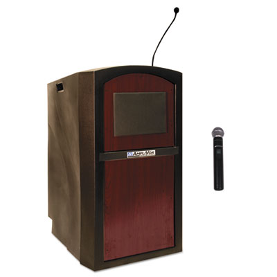 AmpliVox® Pinnacle Multimedia Lectern
