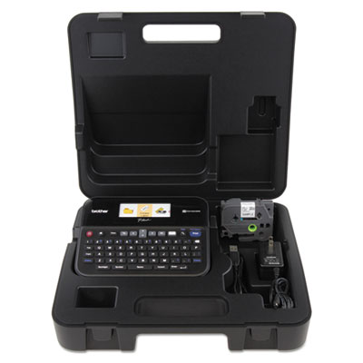 Brother® P-Touch® PT-D600 PC-Connectable Label Maker