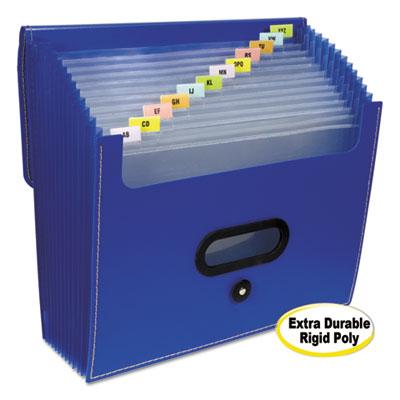 C-Line® 13-Pocket Ladder Expanding File