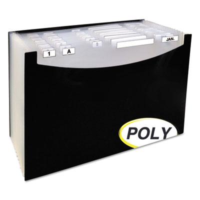 C-Line® 21-Pocket Stand-Up Design Expanding File
