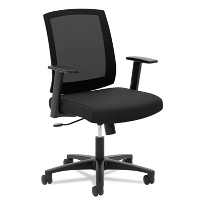 basyx® VL511 Mesh Mid-Back Task Chair