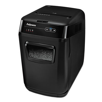 Fellowes® AutoMax™ 130C Auto Feed Cross-Cut Shredder