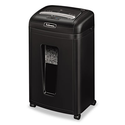 Fellowes® Powershred® 455Ms Micro-Cut Shredder