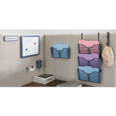 Universal® Recycled Cubicle Nameplate