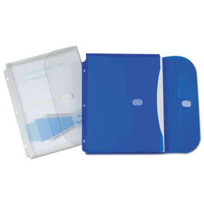 C-Line® Poly Binder Pockets