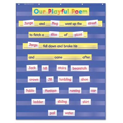 Scholastic® Pocket Charts