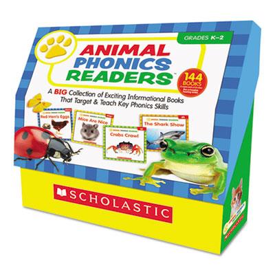 Scholastic Animal Phonics Readers