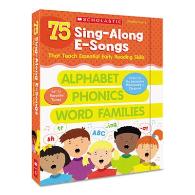 Scholastic Sing-Along E-Songs