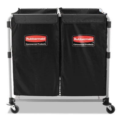 Rubbermaid® Commercial Collapsible X-Cart