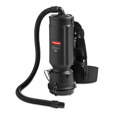 Rubbermaid® Commercial Executive Series HEPA Backpack Vacuum
