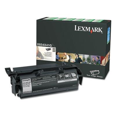 Lexmark™ X654X41G Toner