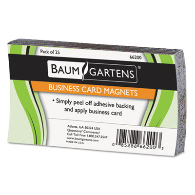 Baumgartens Business Card Magnets