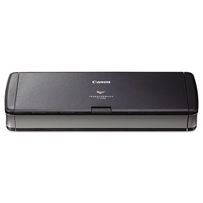 Canon® imageFORMULA P-215II Personal Document Scanner