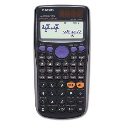 Casio® FX-300ESPLUS Scientific Calculator