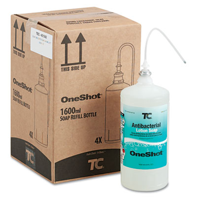 Rubbermaid® Commercial TC® OneShot® Antibacterial Lotion Soap