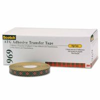 3M Industrial Scotch A.T.G.™ Adhesive Transfer Tape 969