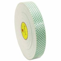 3M Abrasive Double Coated Urethane Foam Tapes 4016