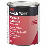 3M Abrasive Scotch-Weld™ Neoprene High Performance Contact Adhesive 1357