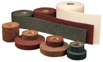 3M Abrasive Scotch-Brite™ Clean and Finish Roll Pads