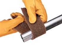 3M Abrasive Scotch-Brite™ Cut and Polish Roll Pads