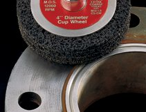 3M Abrasive Scotch-Brite™ Clean and Strip Cup Wheels