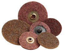 3M Abrasive Scotch-Brite™ Roloc™ TR Coating Removal Discs