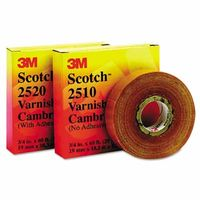 3M Electrical Scotch® Varnished Cambric Tapes 2520
