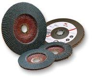 3M Abrasive Abrasive Flap Discs 563D