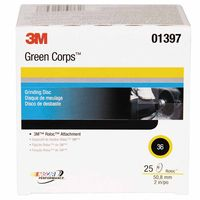 3M Abrasive Green Corps™ Roloc™ Discs