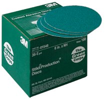 3M Abrasive Green Corps™ Stikit™ Production™ Discs