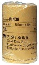 3M Abrasive Stikit™ Gold Disc Rolls 216U