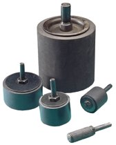3M Abrasive Rubber Cushion Polishing Wheels
