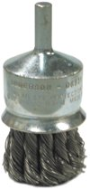 Anderson Brush Knot Wire End Brushes-NHF Series-Hollow End-Flared Cup