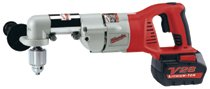 Milwaukee® Electric Tools V28™ Cordless Right Angle Drill Kits