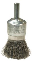 Anderson Brush Crimped Wire Solid End Brushes-NSN Series