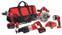 Milwaukee® Electric Tools V28™ Cordless Combo Kits