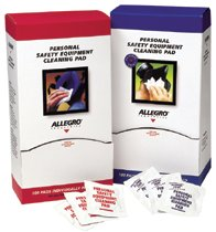 Allegro® Alcohol-Free Respirator Cleaning Wipes