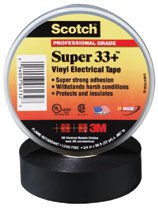 3M Electrical Scotch® Vinyl Electrical Tapes 33