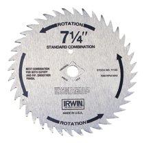 Irwin® Steel Circular Saw Blades
