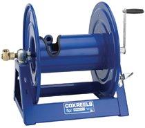 Coxreels® Hand Crank Hose Reels