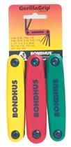 Bondhus® GorillaGrip® Multi-Pack Fold-Ups