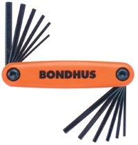 Bondhus® GorillaGrip® Combo Fold-Ups